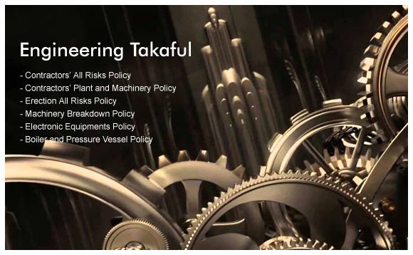 Engineering Takaful