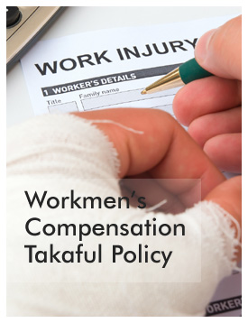 Workmen's Compensation Takaful Policy